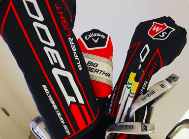 Custom driver recommendation curated for Mark H.